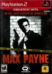 Max Payne [Playstation 2]