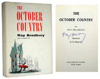 The October Country by  Ray Bradbury - Signed First Edition - 1955 - from Idler Fine Books (SKU: 004488)