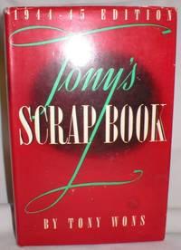 image of Tony's Scrap Book, 1944-45 Edition