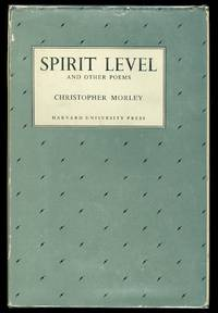SPIRIT LEVEL AND OTHER POEMS.