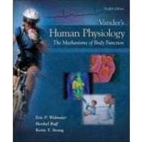 image of Vander's Human Physiology: The Mechanisms of Body Function, 12th Edition