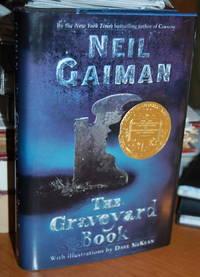The Graveyard Book.