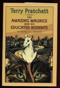 """image of The Amazing Maurice and His Educated Rodents   - Book One (1) of """"Discworld""""  (Childrens)"""
