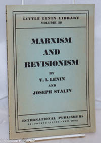 image of Marxism and Revisionism
