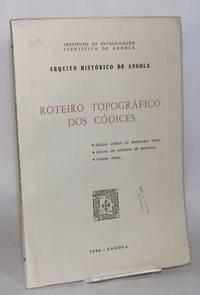 image of Arquivo Histórico de Angola: roteiro topográfico dos códices