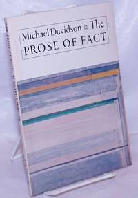 image of The prose of fact