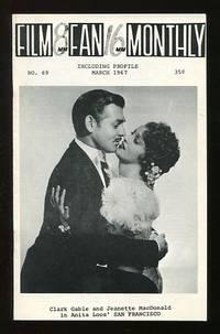 Teaneck NJ: Film Fan Monthly. Fine. 1967. (No. 69). Stapled wraps. . (B&W photographs) 16 The primar...