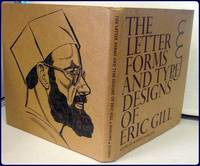 image of THE LETTER FORMS AND TYPE DESIGNS OF ERIC GILL