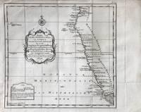 Karte von der Westlichen Kuste von Africa von dem XI Grade Suderbreite bis an das Vorgeburge der...