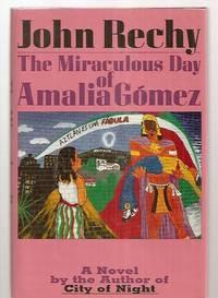 image of THE MIRACULOUS DAY OF AMALIA GOMEZ: A NOVEL