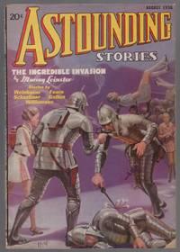 [Pulp magazine]: Astounding Stories - August 1936, Volume XVII, Number 6