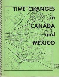 Time Changes in Canada and Mexico