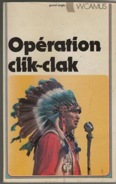 operation clik clak by w camus paperback 1975 from. Black Bedroom Furniture Sets. Home Design Ideas