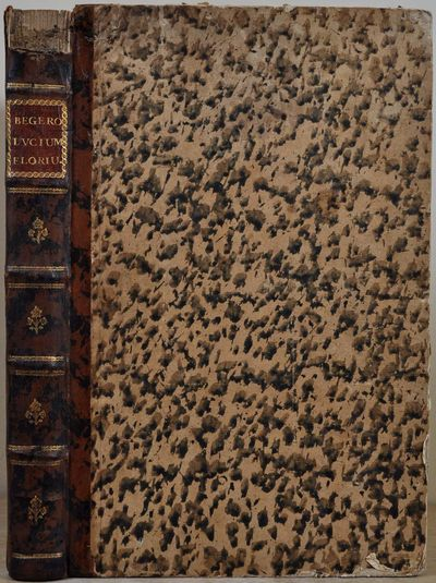 Coloniae Marchicae: Ulrici Liebperti, 1704. Book. Good+ condition. Hardcover. First thus edition. La...