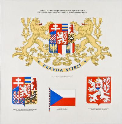 Atlas Republiky Ceskoslovenske; Atlas...