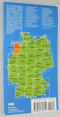 ADFC-Radtourenkarte 05 Ostfriesland / Emsland 1