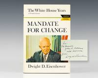 image of The White House Years: Mandate for Change 1953-1956.