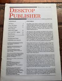 image of Desktop Publisher volume 3 no.4 April 1988