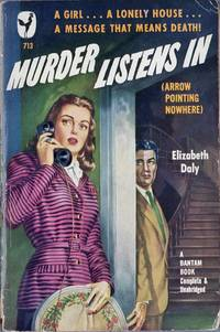 Murder Listens In (Arrow Pointing Nowhere)