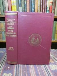 Records of the Moravians in North Carolina.  Volume VIII (8): 1823-1837