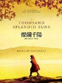 image of A Thousand Splendid Suns (Chinese Edition)