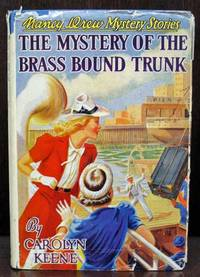The MYSTERY Of The BRASS BOUND TRUNK.  The Nancy Drew Mystery Series #17