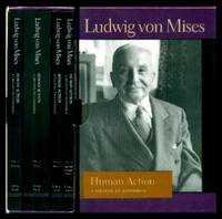 HUMAN ACTION - A Treatise on Economics in four volumes