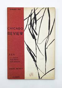 CHICAGO REVIEW: Summer 1958 Volume 12 Number 2