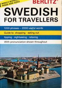 Berlitz Swedish for Travellers by  Berlitz Staff - Paperback - 1976 - from Bookshop Baltimore (SKU: 16659)