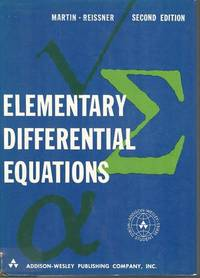 ELEMENTARY DIFFERENTIAL EQUATIONS ... SECOND EDITION (ADDISON-WESLEY SERIES IN MATHEMATICS.)