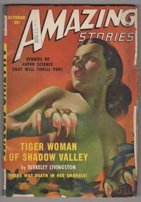 image of The Green Man in Amazing Stories October 1946
