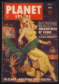 Enchantress of Venus in Planet Stories Fall 1949