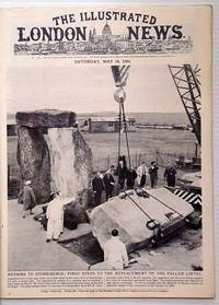 The Illustrated London News, May 16 1964 - Repairs to Stonehenge / New York World's Fair