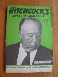 Alfred Hitchcock's Mystery Magazine March 1975 Vol. 20 No. 3