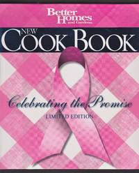 """Better Homes and Gardens New Cook Book: Celebrating the Promise, 14th Limited Edition """"Pink Plaid"""""""
