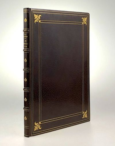 Norwood, Mass: Privately printed by the Plimpton Press, 1931. First edition. First edition. Tall 4to...