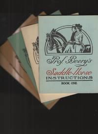 image of Prof. Beery's Saddle-Horse Instructions, Volumes 1 - 5