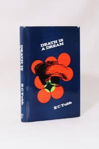 Death is a Dream by E.C. Tubb - Signed First Edition - 1967 - from Hyraxia (SKU: 7141)