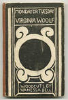 MONDAY OR TUESDAY by Woolf, Virginia - 1921