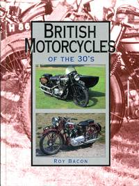 image of British Motorcycles of the 30s