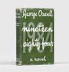 image of Nineteen Eighty-Four. A Novel.