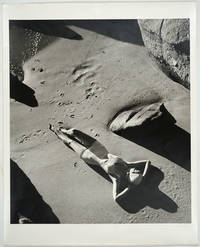 image of Rubber Bathing Suit, California.  Signed fashion photograph