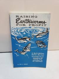 Raising earthworms for profit