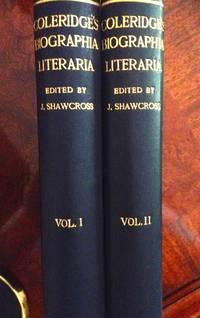Biographia Literaria [2 volumes]