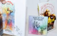 image of Man of the Rainbow & Talisman [audio CD and book] signed