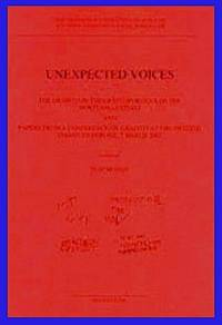 Unexpected Voices