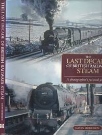 image of The Last Decade of British Railways Steam: A Photographer's Personal Journey