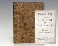 image of Paradise Lost: A Poem in Ten Books.