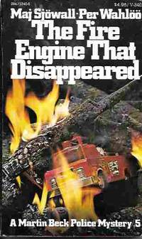 image of The Fire Engine That Disappeared (A Martin Beck Police Mystery #5)