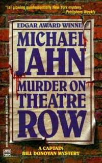 image of Murder on Theatre Row